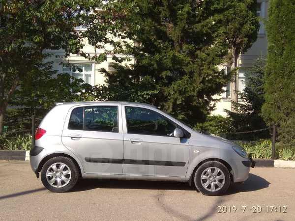 Hyundai Getz, 2008 год, 380 000 руб.