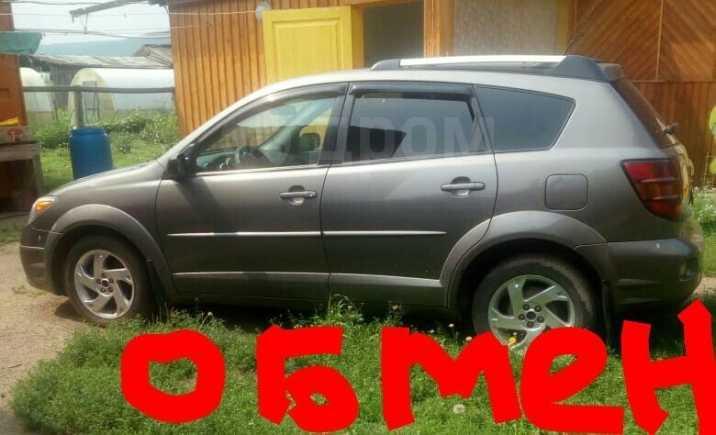 Pontiac Vibe, 2003 год, 380 000 руб.