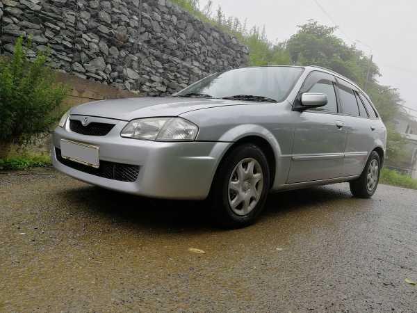 Mazda Familia S-Wagon, 1999 год, 180 000 руб.