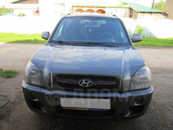 Hyundai Tucson, 2008 год, 474 000 руб.