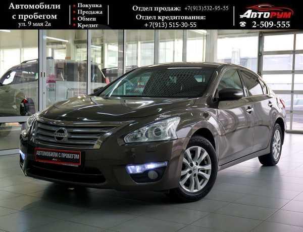 Nissan Teana, 2015 год, 937 000 руб.
