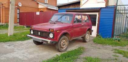 Бийск 4x4 2121 Нива 1997
