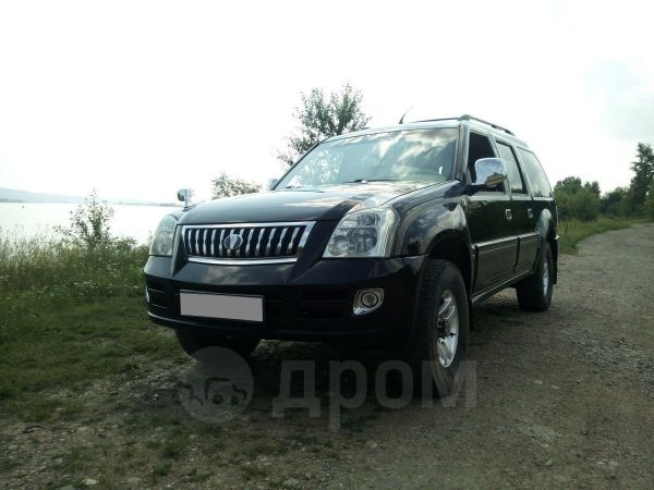 Great Wall Hover, 2006 год, 550 000 руб.