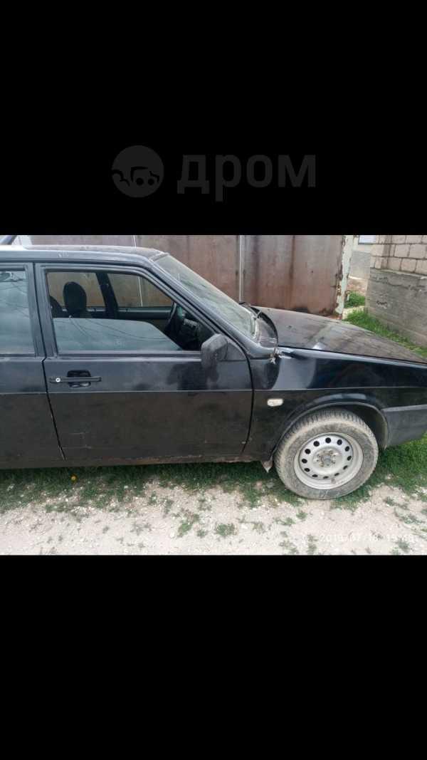 Лада 21099, 1992 год, 25 000 руб.