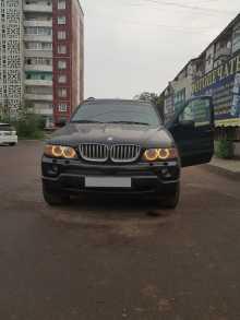 Улан-Удэ BMW X5 2005