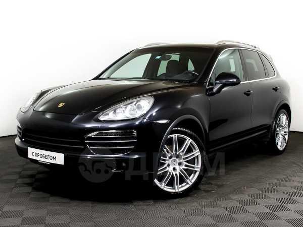 Porsche Cayenne, 2010 год, 1 568 000 руб.