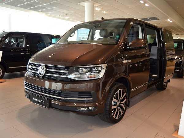 Volkswagen Multivan, 2019 год, 5 344 600 руб.
