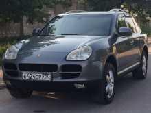 Севастополь Cayenne 2004