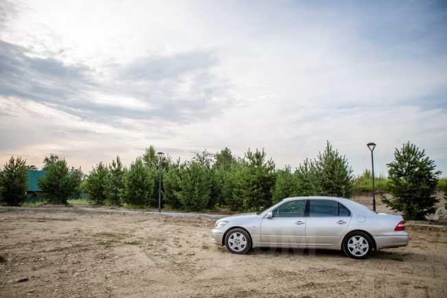 Lexus LS430, 2004 год, 899 999 руб.