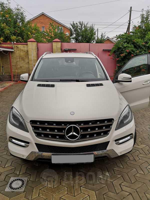 Mercedes-Benz M-Class, 2012 год, 1 700 000 руб.