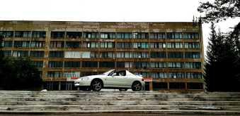 Омск Civic 1994