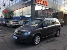 Opel Zafira, 2012 г., Москва