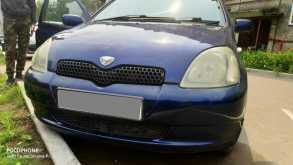 Toyota Vitz, 1999 г., Красноярск