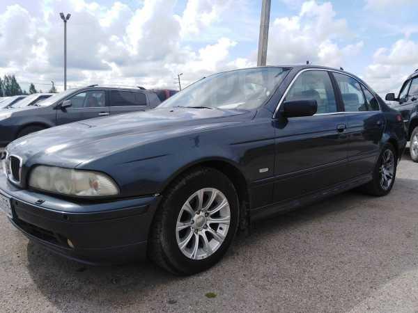 BMW 5-Series, 2002 год, 298 000 руб.
