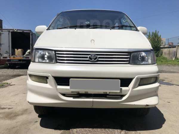 Toyota Regius, 2000 год, 230 000 руб.