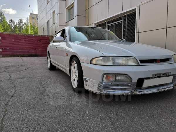 Nissan Skyline, 1991 год, 200 000 руб.