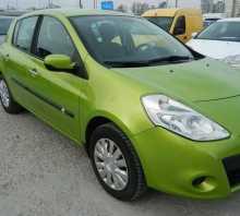 Уфа Clio 2010