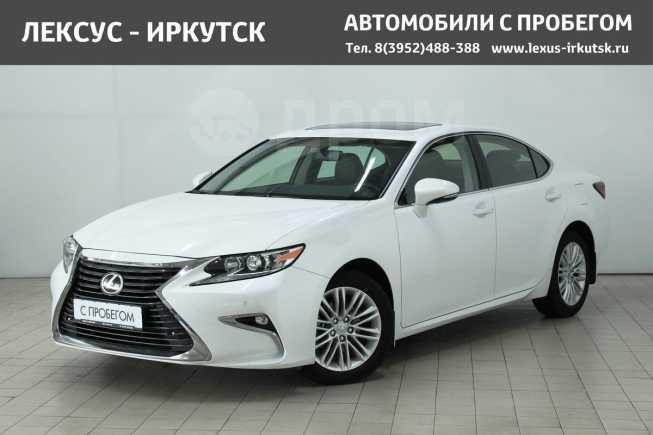 Lexus ES200, 2017 год, 1 890 000 руб.