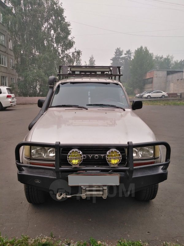 Toyota Land Cruiser, 1994 год, 1 000 000 руб.