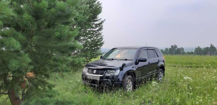 Suzuki Escudo, 2008 год, 666 000 руб.