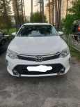 Toyota Camry, 2016 год, 1 310 000 руб.