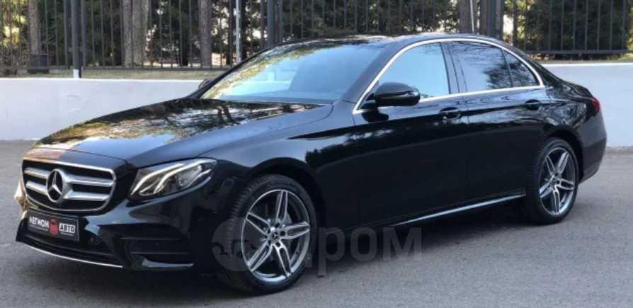 Mercedes-Benz E-Class, 2019 год, 2 940 000 руб.