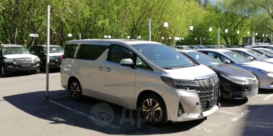 Toyota Alphard, 2019 год, 5 823 000 руб.