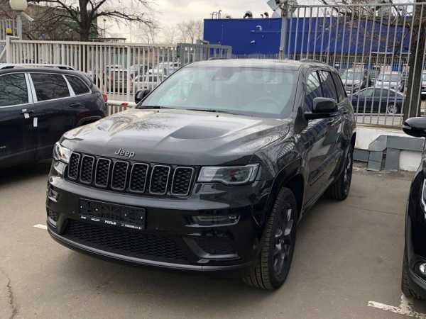 Jeep Grand Cherokee, 2019 год, 3 869 000 руб.