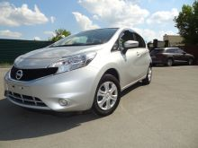 Анапа Nissan Note 2016