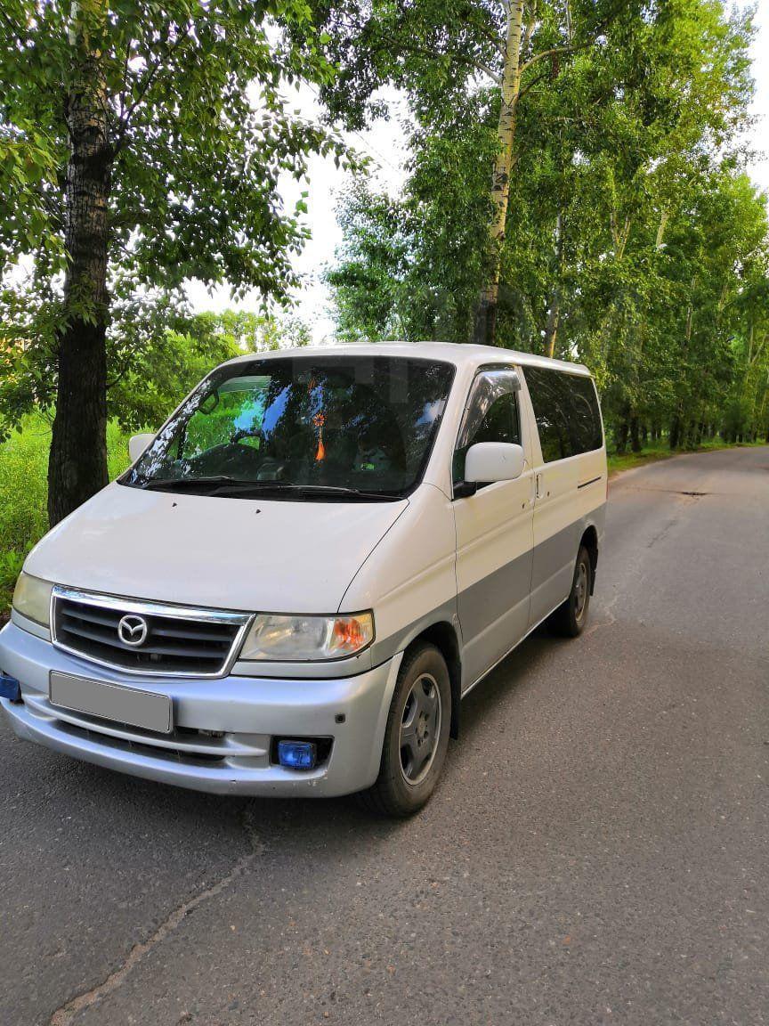 Продажа Mazda Bongo Friendee 1989 в Белогорске, Продам ...