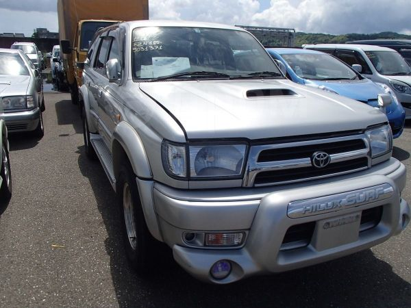 Toyota Hilux Surf, 1998 год, 310 000 руб.