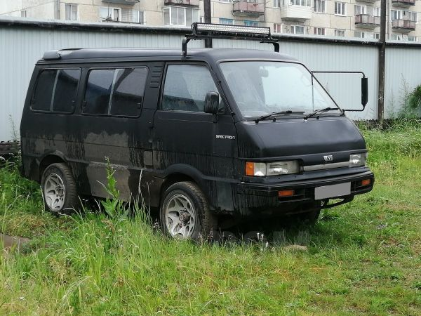Ford Spectron, 1990 год, 120 000 руб.