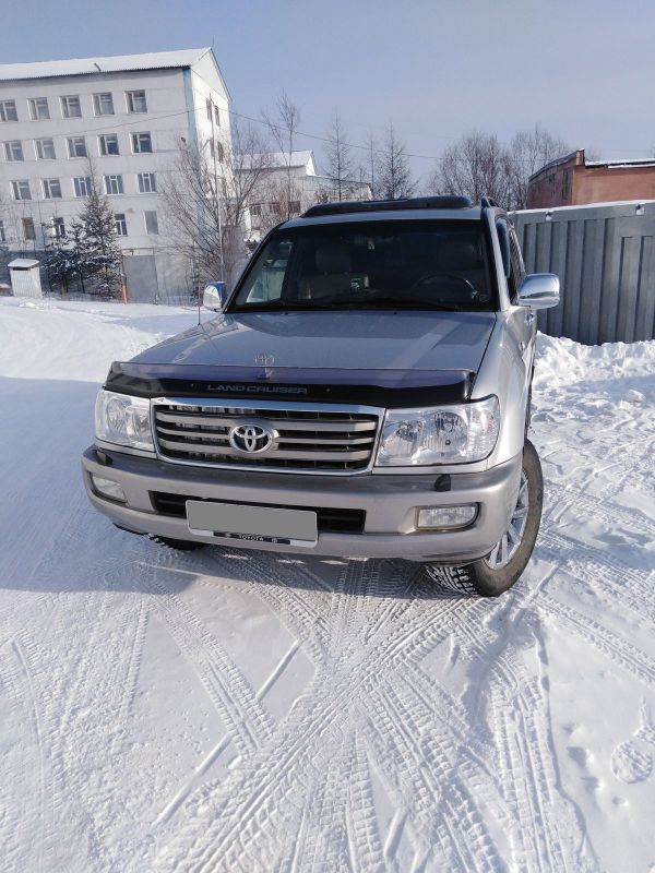 Toyota Land Cruiser, 2005 год, 1 150 000 руб.
