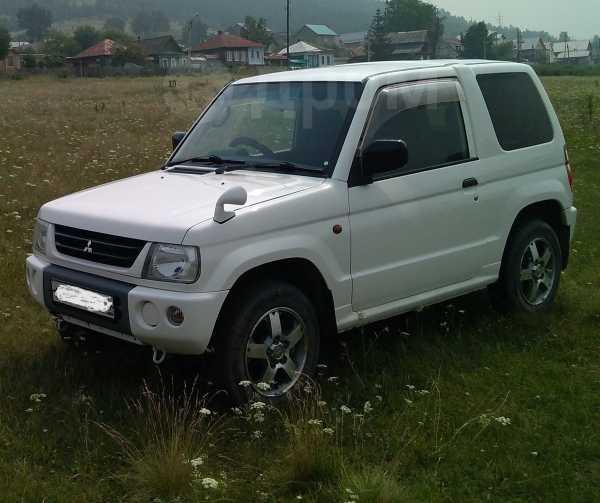 Mitsubishi Pajero Mini, 2003 год, 315 000 руб.