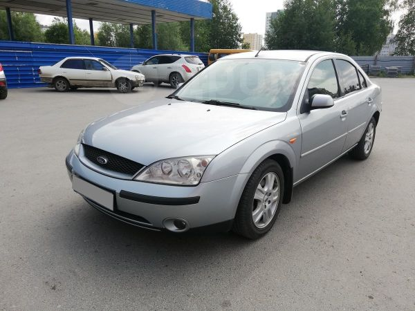 Ford Mondeo, 2003 год, 185 000 руб.