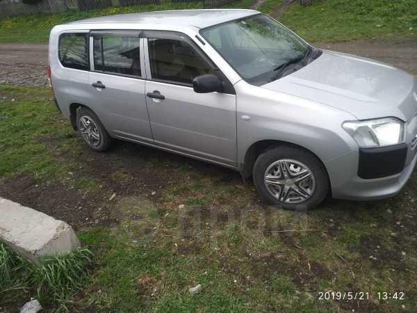 Toyota Succeed, 2015 год, 630 000 руб.