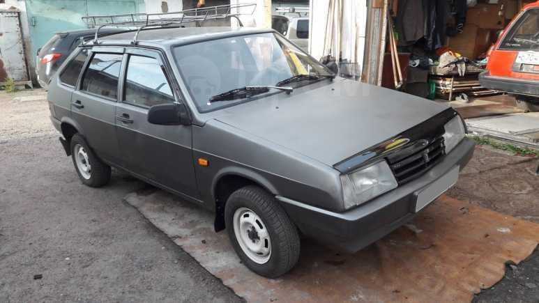 Лада 2109, 1990 год, 105 000 руб.