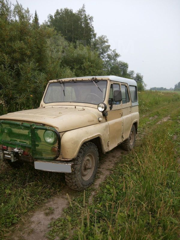 УАЗ 3151, 1992 год, 55 000 руб.