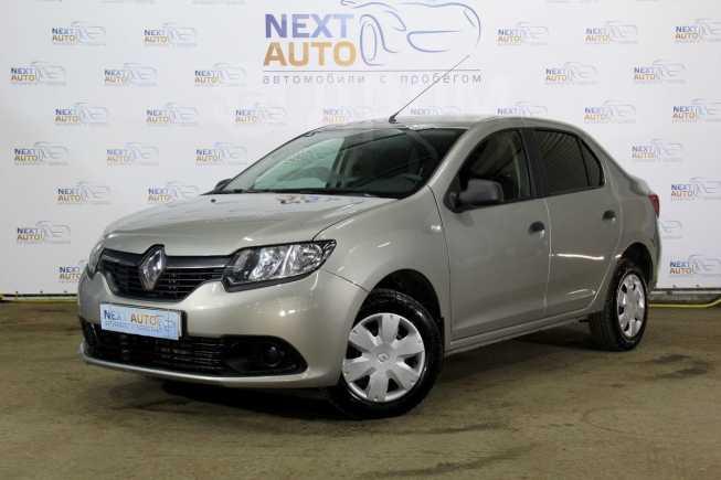 Renault Logan, 2017 год, 499 000 руб.