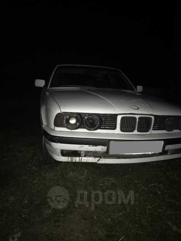 BMW 5-Series, 1994 год, 80 000 руб.
