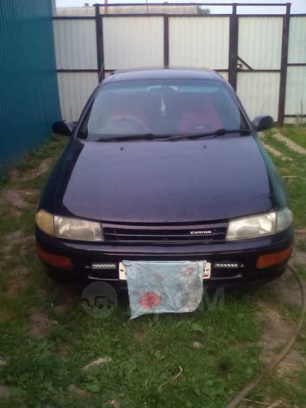 Toyota Carina, 1993 год, 92 000 руб.