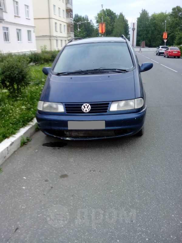 Volkswagen Sharan, 1998 год, 240 000 руб.