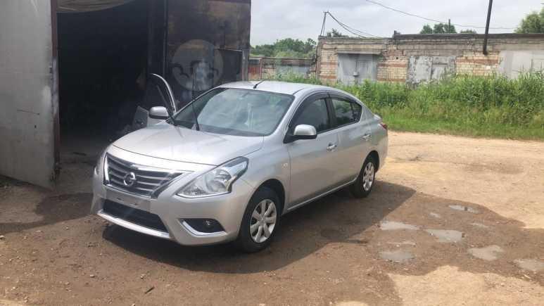 Nissan Latio, 2015 год, 450 000 руб.