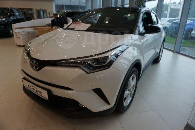 Toyota C-HR, 2019 год, 2 190 700 руб.