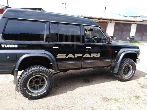 Nissan Safari, 1993 год, 850 000 руб.