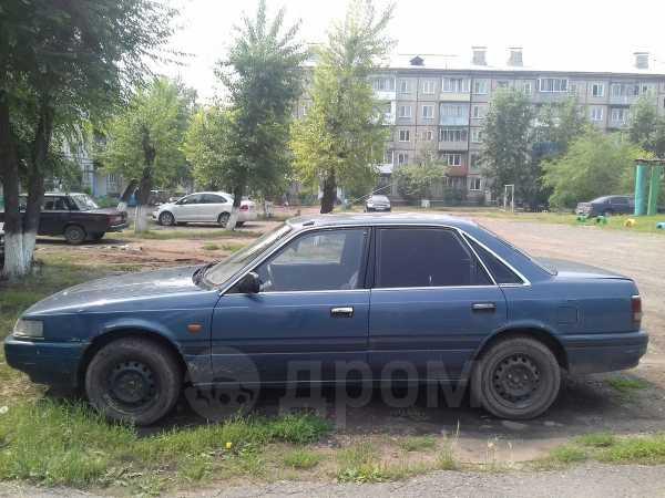 Mazda 626, 1989 год, 80 000 руб.