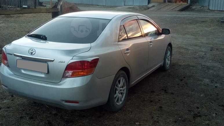 Toyota Allion, 2007 год, 535 000 руб.