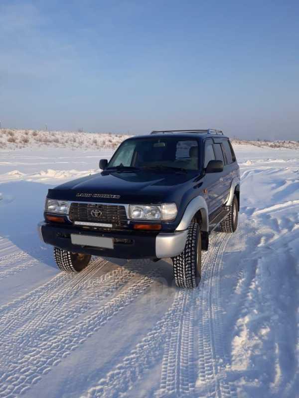 Toyota Land Cruiser, 1997 год, 630 000 руб.