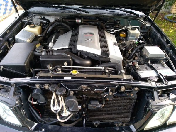 Lexus LX470, 2004 год, 1 249 000 руб.