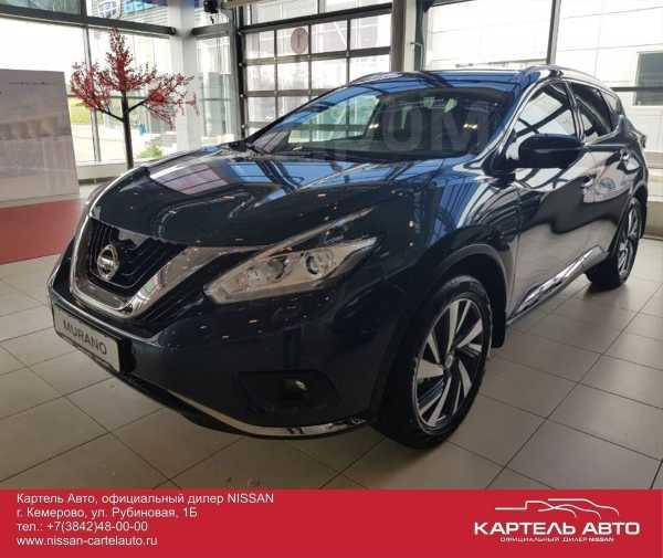 Nissan Murano, 2019 год, 2 609 000 руб.